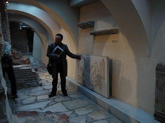 Krypta bazyliki św. Demetriusza, Saloniki