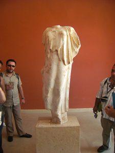 Muzeum Archeologiczna na wyspie Paros, Cyklady