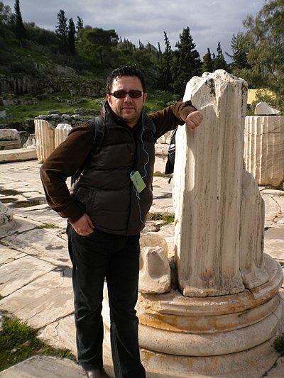 Elefsina, sanktuarium bogini Demeter,Attyka