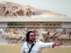 Muzeum Archeologiczne w Olimpii, Peloponez