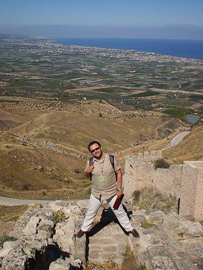 Akrokorynt, Peloponez
