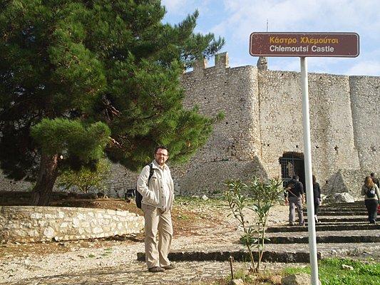 Twierdza Chlemutsi, Peloponez