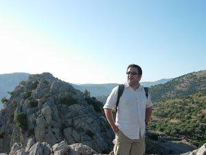 Wioska Anavatos, wyspa Chios
